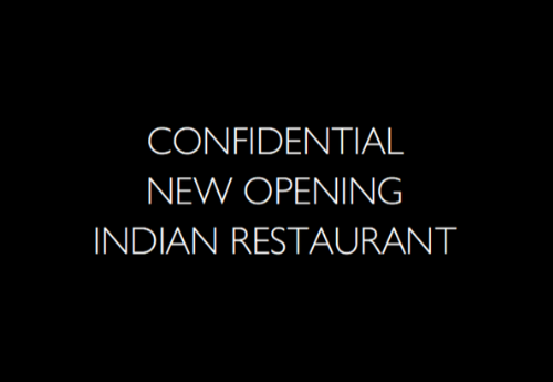 Opening Team Wanted, Indian Restaurant Opening 2020