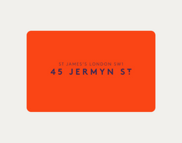 45 Jermyn St.